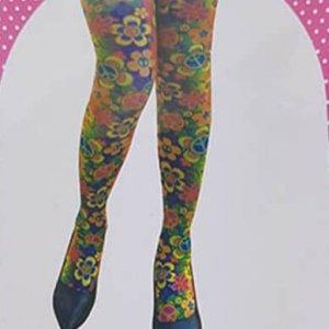 גרבי ברך היפית : גרביונים לנשים איכותיות עד הברך לתחפושת היפית