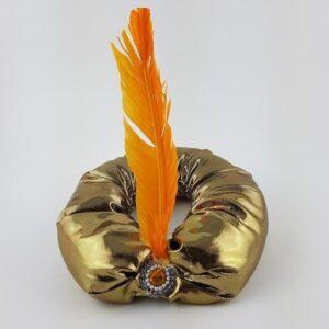 כובע אלדין זהב כובע לפורים של הנסיך אלדין