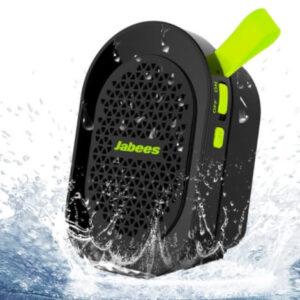 רמקול Bluetooth עמיד למים Jabees רמקול מדהים ואיכותי