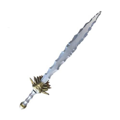 חרב לוחם גדולה שמש עשויה מחומר איכותי וקל PU