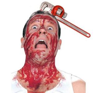 קשת מפתח צינורות על הראש