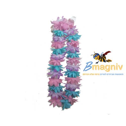 שרשרת פרחים מפוארת