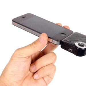 מקרן כיס לאייפון 4 בלבד!
