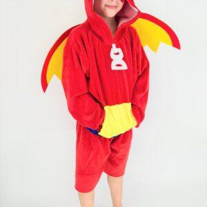 תחפושת ילד דרקון לילדים